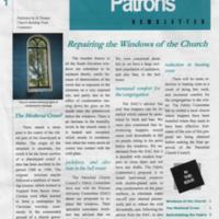 St Thomas Church Patrons : Newsletter & Booklet