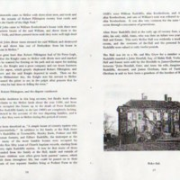 First Families of Mellor Hall : Extract from Mellor Heritage