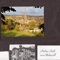 Holme Hall Near Bakewell