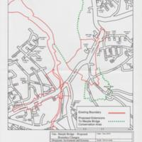Marple Bridge Conservation Area : 2005