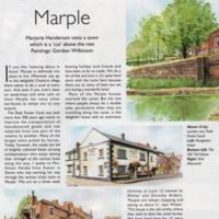 "Article :  ""Don't Miss Marple"" : Cheshire Life : 2004"