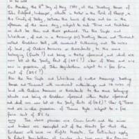 John Pickford, Innkeeper in Mellor : Notice of Sale : 1780