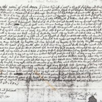 Gilbert Radcliffe : Inn Keeper : Wills & Inventory