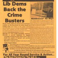 Political Parties Newsletters