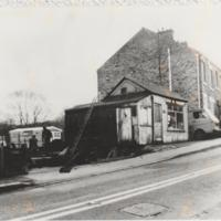 Photographs of Forge Bank Mill during Restoration : Undated
