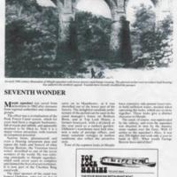 Magazine Articles on Peak Forest Canal : Various Dates