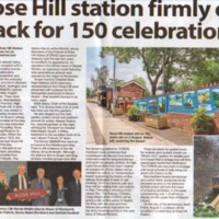 Rose Hilll Station : 150 Year Anniversary Celebration : 2019