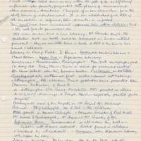 Transcriptions from Strines Journal