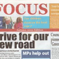 Focus Newspaper : Hazel Grove Liberal Democrats