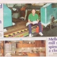 """End of an Era"" : Cataract Mill Closure : 2004"