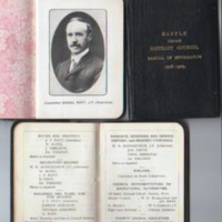 Marple UDC : Handbooks: Manuals of Information : 1909 - 1916  & 1919 - 1920