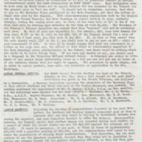 Marple Ratepayers Association Newsletters 1963 - 1970