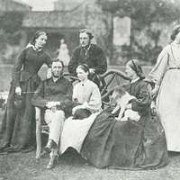 Photograph of Isherwood Family