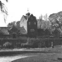 Postcard of Marple Hall