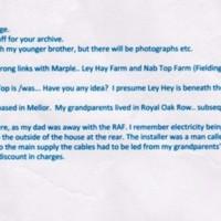 John Richardson Family Research