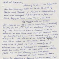 Information on Brydges Farm 1998 &  Heyfield House