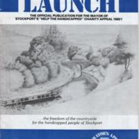 Launch Magazine : Mayors Appeal  1980/1