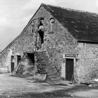 "Newspaper article : ""When farm hayloft became school"". Chapel House Farm : 1979"