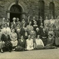 Photograph : Jubilee Methodist Church Ladies