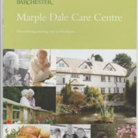 Marple Dale Nursing Home Brochure
