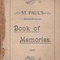 Book of Memories : 1907
