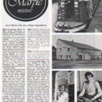 The Marple Mixture : Article from Cheshire Life : 1980