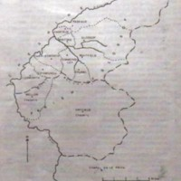 Map of Glossop Parish & Townships : Undated