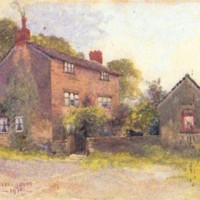 Photographs, drawings of Damstead