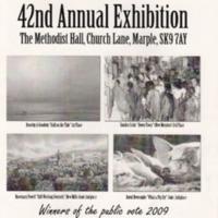 Booklets : The Society of Marple Arts Exhibitions  : 2009 & 2015