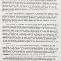 Talk by Hon. Architect, Marple Civic Society : 1970 on Posset Bridge Scheme