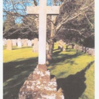 Photographs of gravestone of Ann Hudson : Surrey