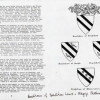 Family History and Crests