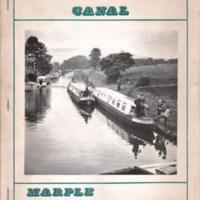 Booklets : The Peak Forest Canal  by Edward Hill