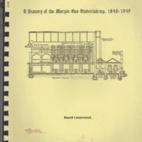 A History of the Marple Gas Undertaking 1845-1949