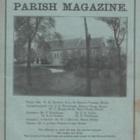 St Martins Parish Magazine 1912 - 1918