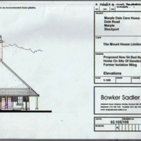 Proposed 54 Bed Nursing Home : Marple Dale Care Home : 2003