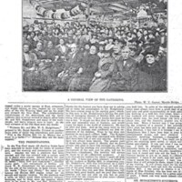 Hollins Mill newspaper articles / cuttings
