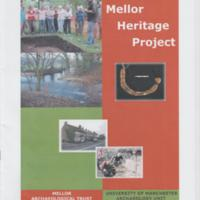Booklet : Mellor Heritage Project : Update 2009