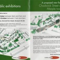 Chadwick Street Car Park proposed new food Store : 2012