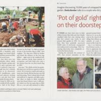 "Countryman Magazine Article : ""Pot of Gold""  2007"