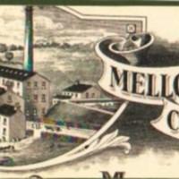 Mellor Bleaching Co. Ltd Letterhead : circa 1910