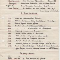Research Notes : R E Thelwall : Undated
