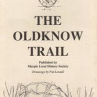 The Oldknow Trail : Leaflet and Essay