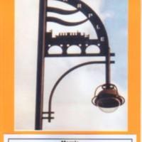 Street Light Emblems : Photographs & Information : 2013 : J Wilshaw