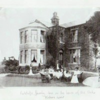 The Oaks : Radcliffe Family Residence