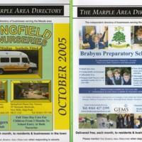 The Marple Area Directory : 2005