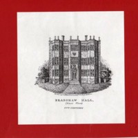 Sketches of Bradshaw Hall : 17th Century