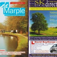 Two Local Business Directory  Booklets: 2006 & 2011
