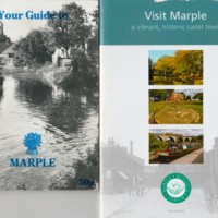 Booklets : Guides of Marple :  1984 & Undated