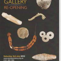 Poster : Stockport Story Museum with Mellor Dig Finds